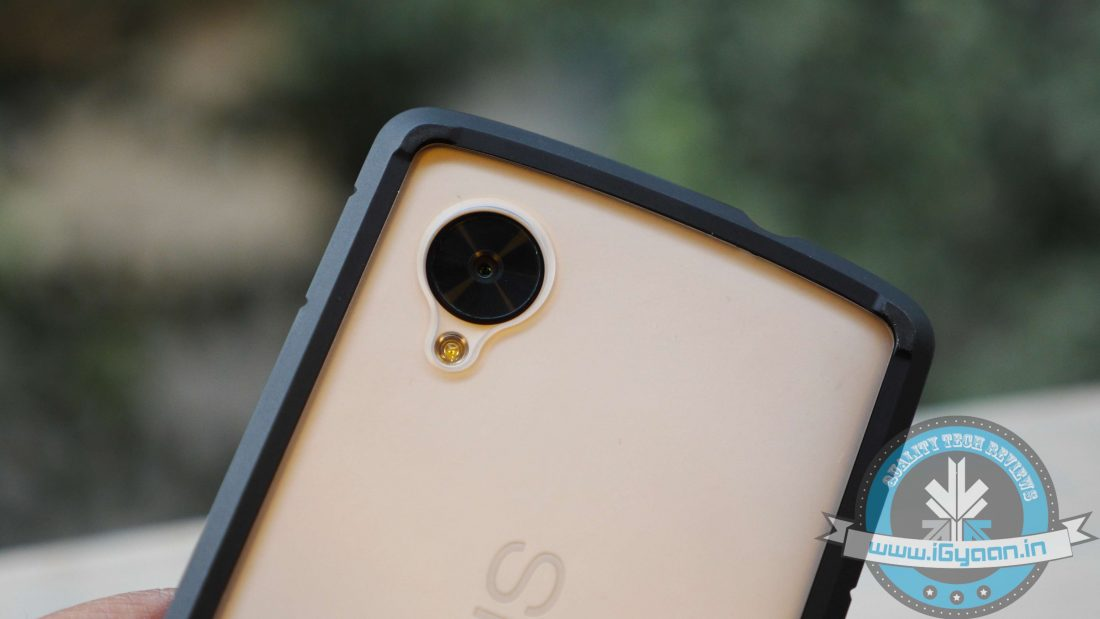 Spigen Cases for Nexus 5 reviewed