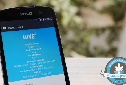 Xolo Omega 5.0 Review