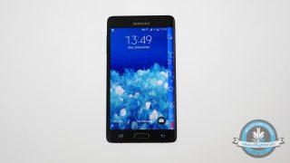 Samsung Galaxy Note Edge 0
