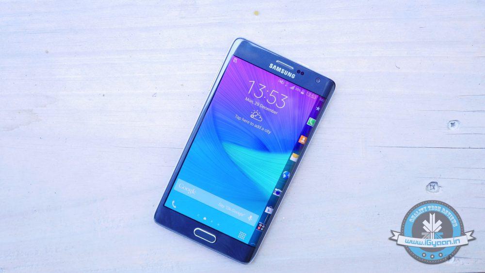 Samsung Galaxy Note Edge 5