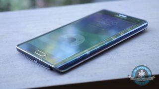 Samsung Galaxy Note Edge 8