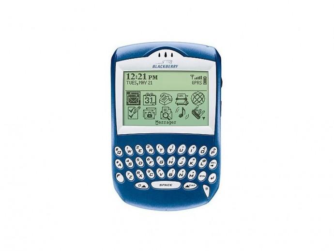 The BlackBerry Quark 6210