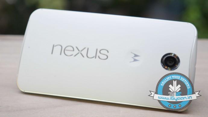 Google Nexus 6 8