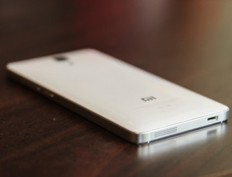 Xiaomi Finally Launches The Mi4 in India Along With MIUI6