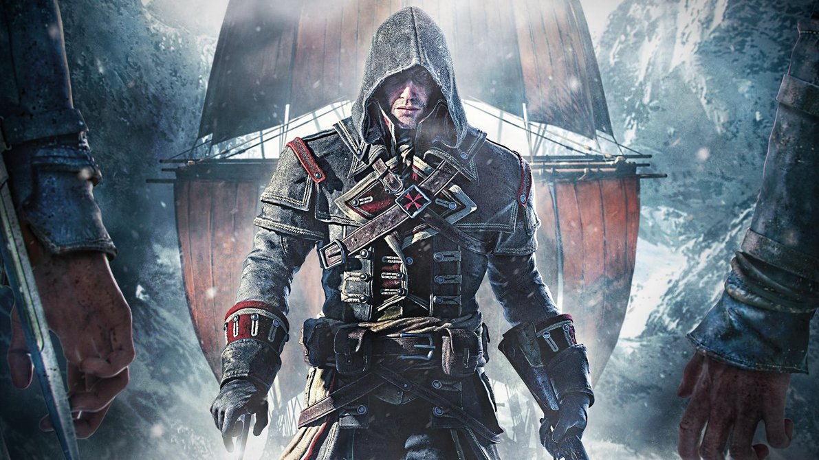 Assassin's Creed Rogue Soon To Get Eye Control Motion