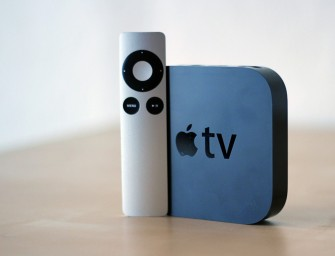 Revamped Apple TV To Get An App Store And Siri
