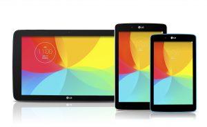 g pad tablets