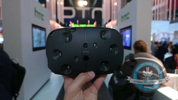 HTC Vive Heads On7