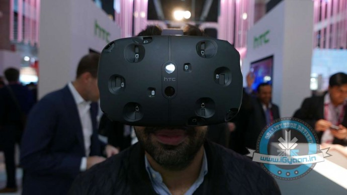 HTC Vive Heads On8