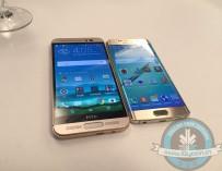 Spec Battle : Samsung Galaxy S6 Vs Samsung Galaxy S6 Edge Vs HTC One M9+