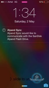 iXpand Sandisk 5
