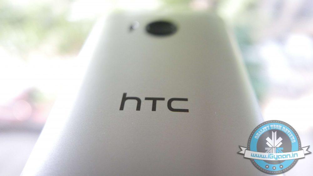 HTC One M9+ 4
