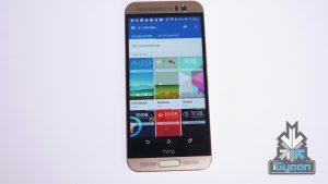 HTC One ME 8