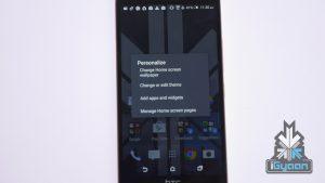 HTC One ME 9