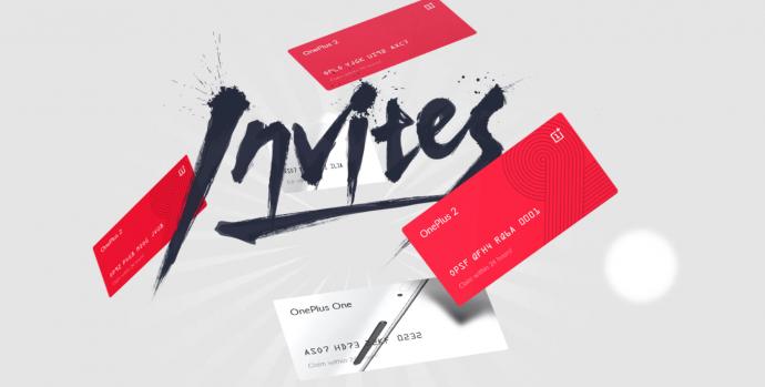one plus 2 invite