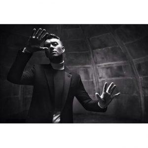 Sam Smith in the new Balenciaga campaign. Photograph: Balenciaga
