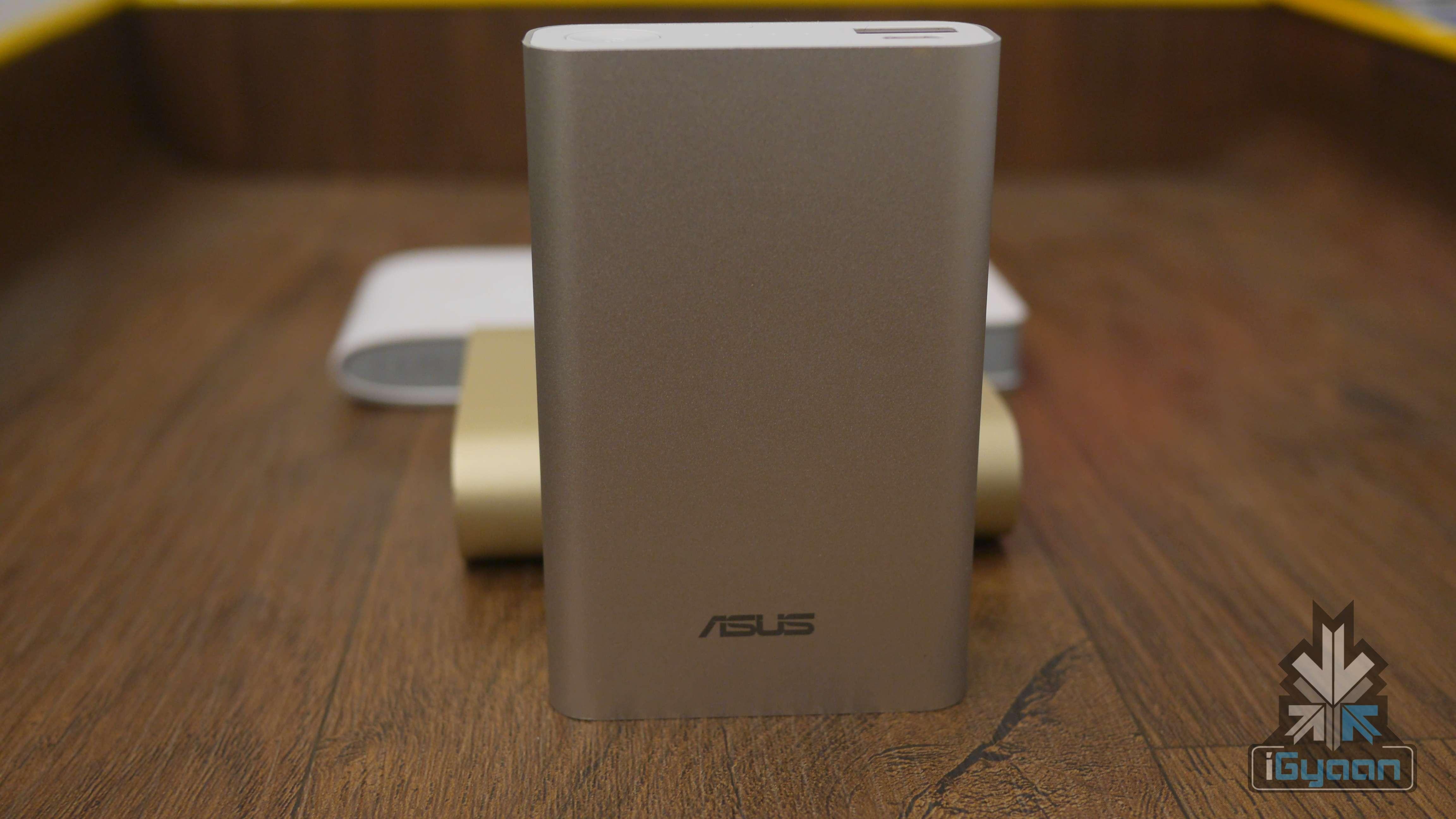 Power Banks Reviewed Oneplus Vs Xiaomi Asus Igyaan Zenpower Powerbank 10050mah Gold Bank 10