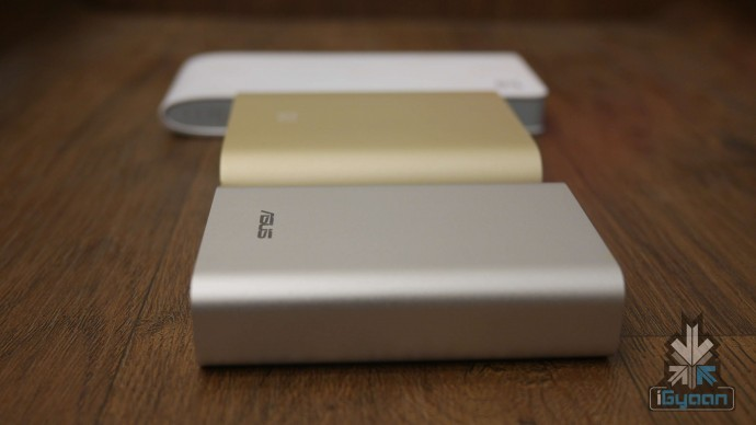 Xiaomi Asus OnePlus power bank 11