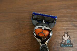Gillette Fusion Flexball ProGlide 2