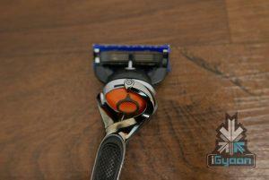 Gillette Fusion Flexball ProGlide 3