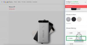 Nexus 6p 5X pricing 4