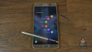 Samsung Galaxy Note 5 7