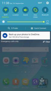 Samsung Galaxy Note 5 screens 10