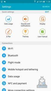 Samsung Galaxy Note 5 screens 11