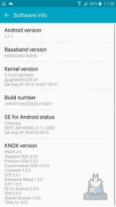 Samsung Galaxy Note 5 screens 13
