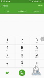 Samsung Galaxy Note 5 screens 3