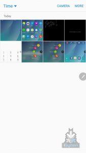 Samsung Galaxy Note 5 screens 8