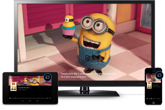 chromecast-despicable-me