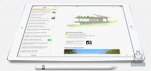 iPad Pro Pencil Keyboard 3
