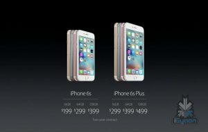 x iPhone 6s 1