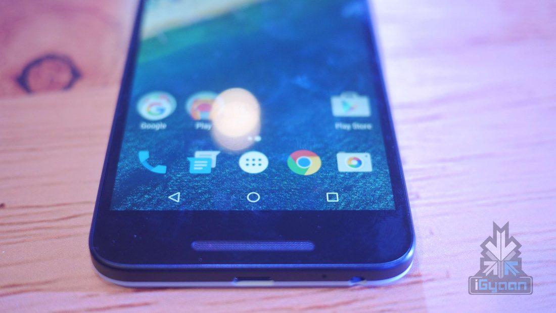 LG Nexus 5X 5