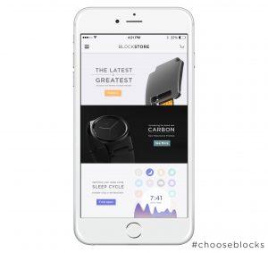 Blockstore App