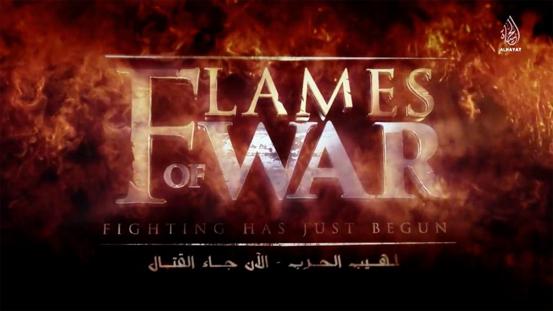Flames of War Isis