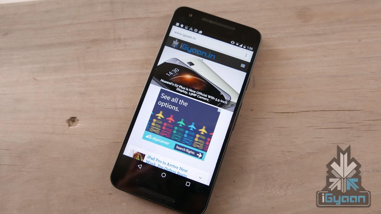 Nexus 5x Review 1