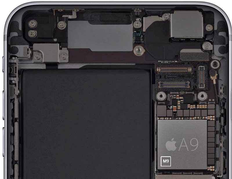 Apple A9 system on chip