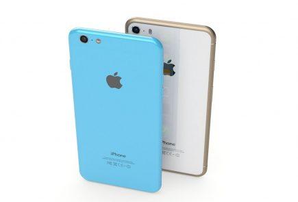 iPhone 6c Colour Variants