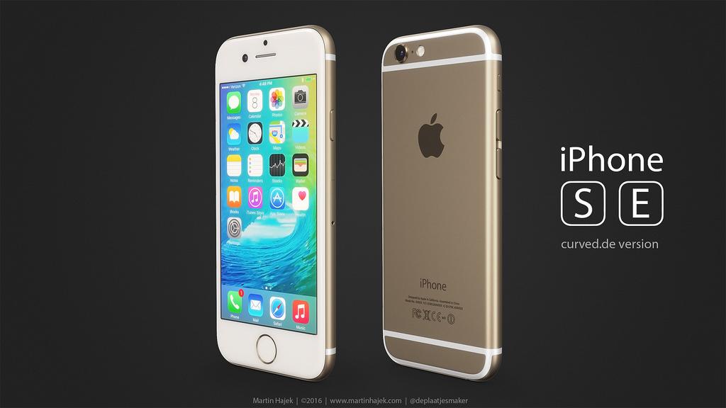 iPhone SE Concept 03