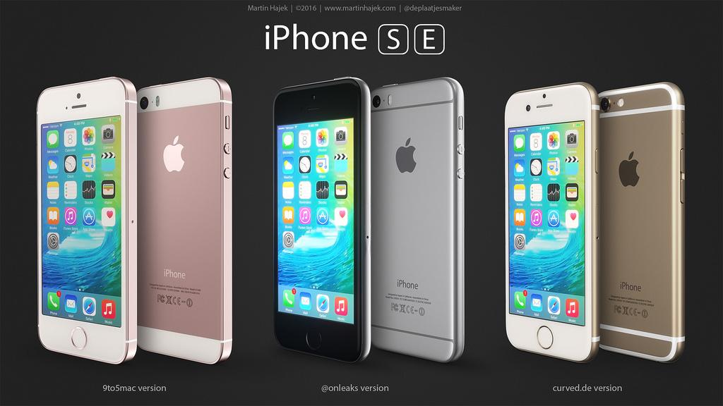iPhone SE Concept
