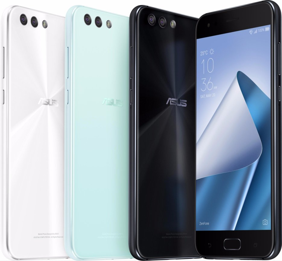 You can pre-order the Asus Zenfone 4 now