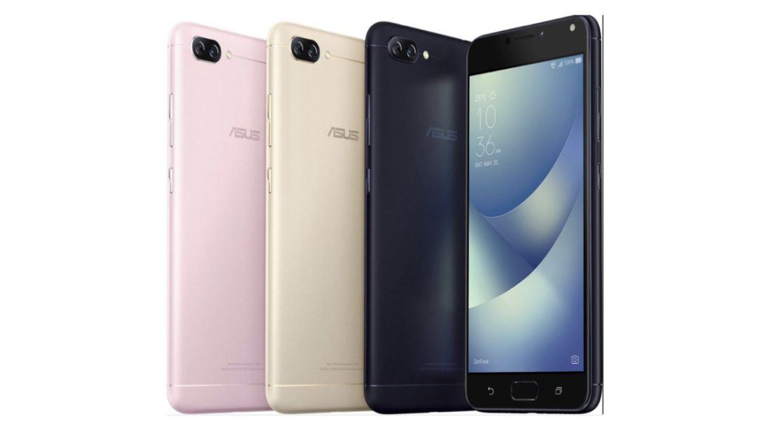 Asus officially announces Zenfone 4 series with six new models