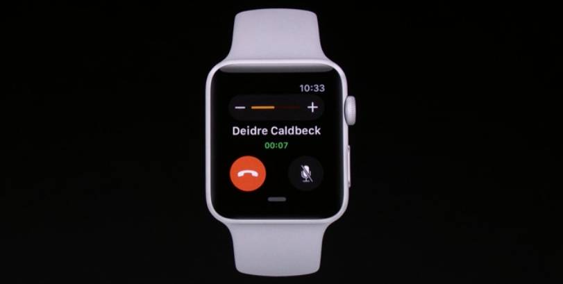 The New Apple Watch Doesn't Need Your iPhone