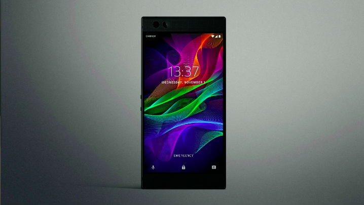 Razer unveils its debut smartphone for 'ultimate entertainment'