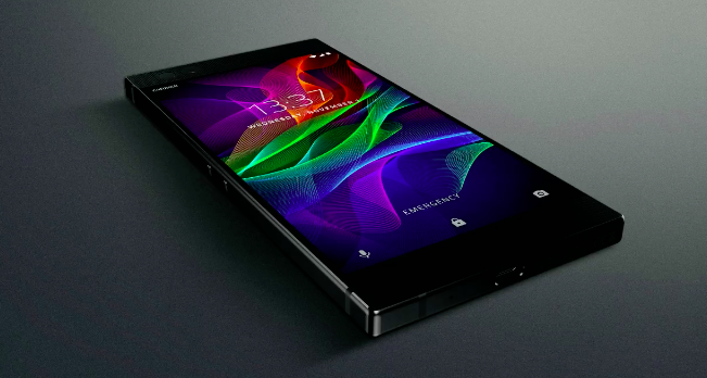 Razer Phone pricing info for Europe and North America