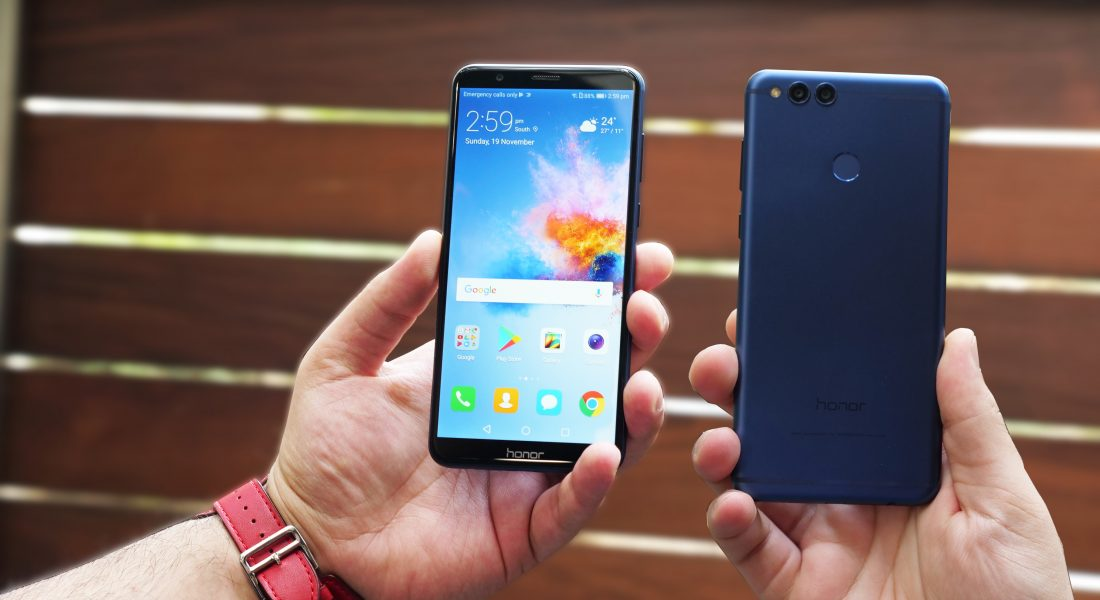 Hands on: Honor 7X review
