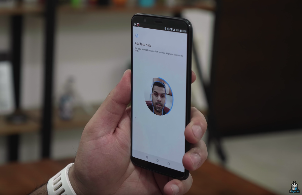 OnePlus 5 to Get the OnePlus 5T's Face Unlock Feature