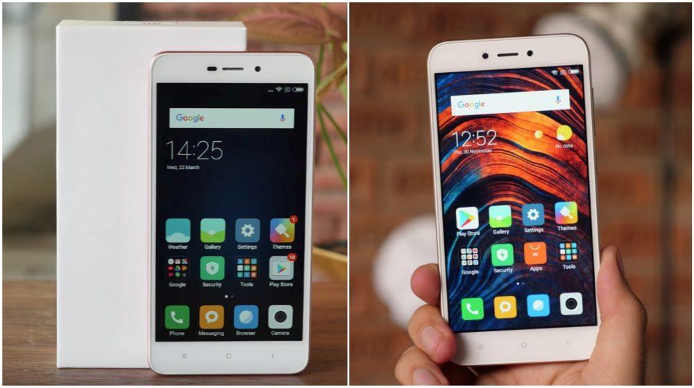 Xiaomi Redmi 4A Vs REdmi 5A - Specifications, Price - iGyaan